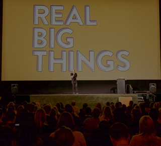 Talking sex, drugs and rock 'n' roll at Real Big Things #18 thumbnail